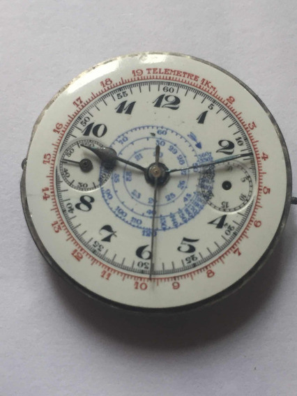 Cronometro (maquina) De Relogio De Pulso Cronometro.