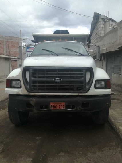 Vendo Volqueta Ford 800