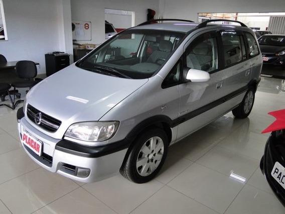 Chevrolet Zafira Elegance 2.0 Mpfi 8v Flexpower, Hpv5681
