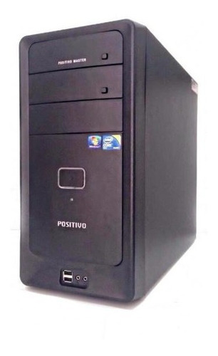 Cpu Positivo Intel Core I5 4gb Hd 500gb - Promoção