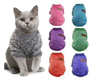 Ropa Sueter Para Perro O Gato Sudadera Classic Colores