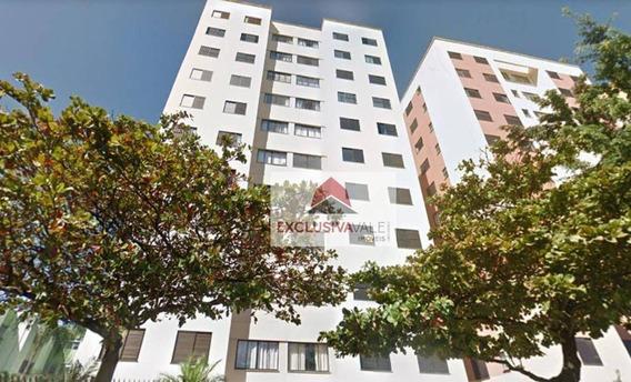 Apartamento Com 3 Dormitórios À Venda, 79 M² Por R$ 320.000 - Jardim Satélite - São José Dos Campos/sp - Ap2466