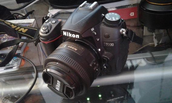 Urgente Liquido! D7000 Nikon (solo Body) Vendo/permuto