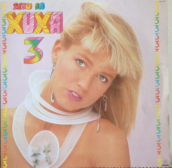 Lp Vinil - Xou Da Xuxa 3 Com Ilariê - Original Com Poster.