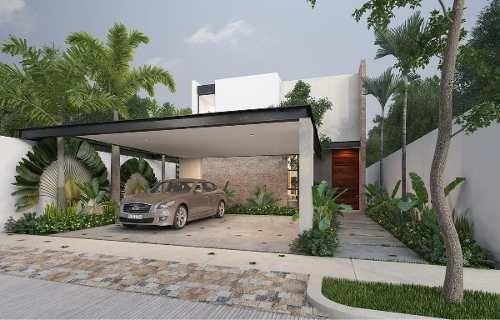 ¡yaax-beh Residencial Mod B , Conkal ! Amplias Casas Con Alberca ,zona Norte ,mérida Yucatán..
