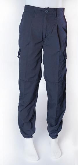 Pantalon Rip Stop Azul Oscuro- Distribuidor Oficial