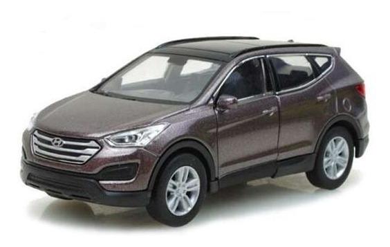 Hyundai Santa Fe Escala 1/36 Welly Ploppy 373109