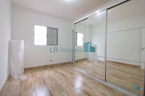 Sobrado À Venda, 130 M² Por R$ 530.000,00 - Jardim Brasil - São Paulo/sp - So0533