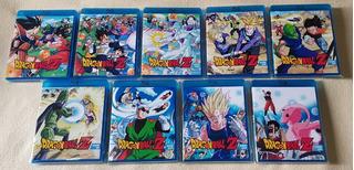 Dragon Ball Z Serie Completa Bluray Box - Blu Ray + Regalo