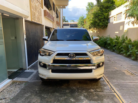 Toyota 4runner Amercana 4x4 Lether
