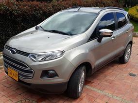 Ford Ecosport 2015 - En Excelentes Condiciones