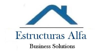 Columnas De Hierro Armadas/zapatas/plateas- Estructuras Alfa