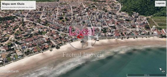 Excelente Terreno Comercial Frente Ao Mar Na Praia Da Enseada. - Te0671