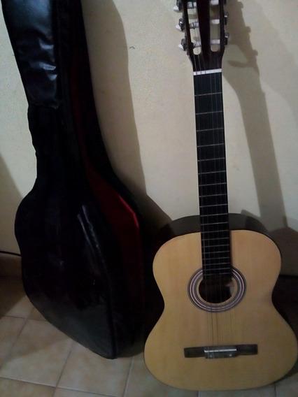 Guitarra Criolla Martin Vázquez Industria Argentina