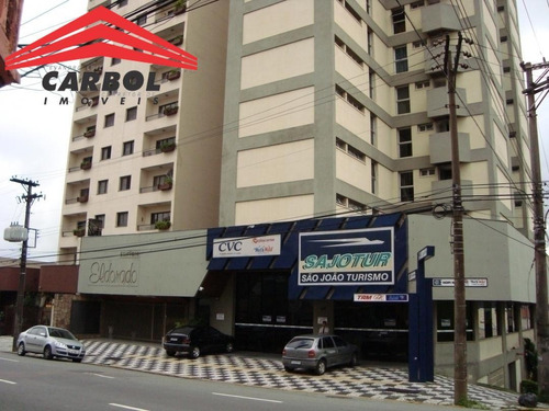 Centro - Ed. Eldorado - 2 Dorms. - 1 Vaga Sub-solo - Sacada - 351433c
