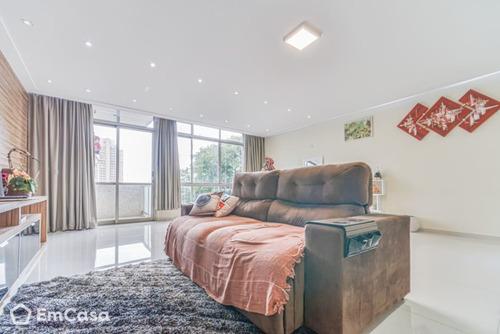 Imagem 1 de 10 de Apartamento À Venda Em São Paulo - 20446