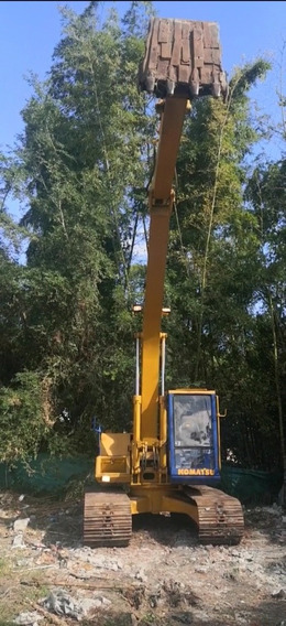 Excavadora Komatsu Pc 150-3