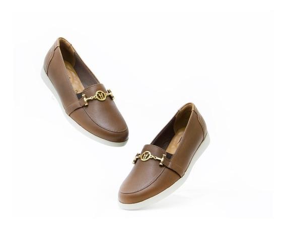 Zapatos Bonitos Dama Flexi 45302 Whisky Originales