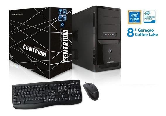 Computador G5400 4gb Ddr4 Ssd120gb Pentium Linux (53141-1)