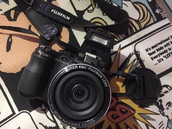 Câmera Fotográfica Fuji Fujifilm S3280 Finepix 14 Megapixels