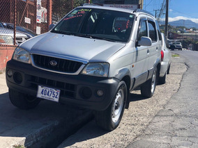 Daihatsu Terios 2001 Financiamiento Hasta Un 50%