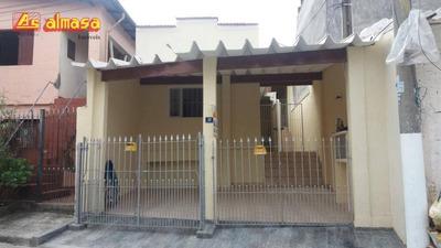 Casa Residencial Para Locação, Jardim Leda, Guarulhos. - Ca0127