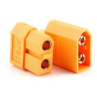 Conector Xt60 Macho Y Hembra 2 Unidades
