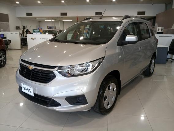 Nueva Chevrolet Spin Lt 5 Asientos Mt 1.8 Oportunidad Aa
