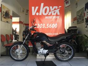 Honda Cg 125 Fan Ks Preta 2012