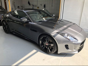 Jaguar F Type 3.0 Coupé S Supercharged V6 24v Gasolina 2p
