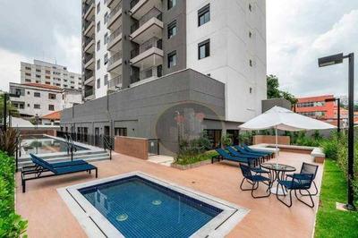 Apartamento Com 1 Dormitório À Venda, 33 M² Por R$ 425.000 - Vila Mariana - São Paulo/sp - Ap1413