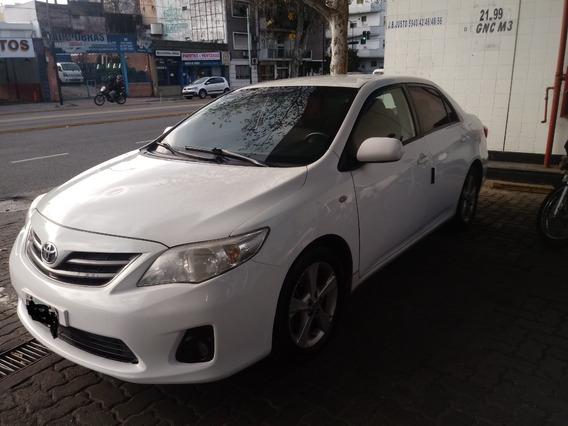Toyota Corolla Xei 2014 Nafta/gnc Dueño Vende Al Dia