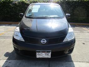 Nissan Tiida Sedan Sin Definir Comfort