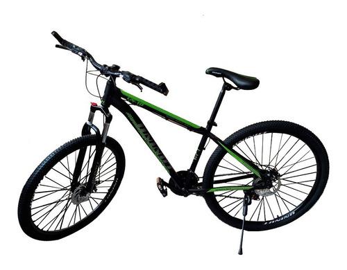 Bicicleta Todoterreno Mtb 21 Vel Aluminio Rin29 Freno Disco