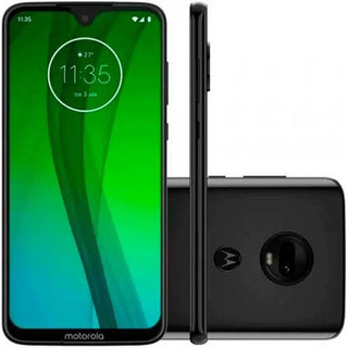 Motorola Moto G7 Ônix 64gb