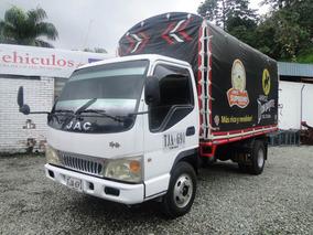 Excelente Camion Jac,2008,publico,estacas,2800cc