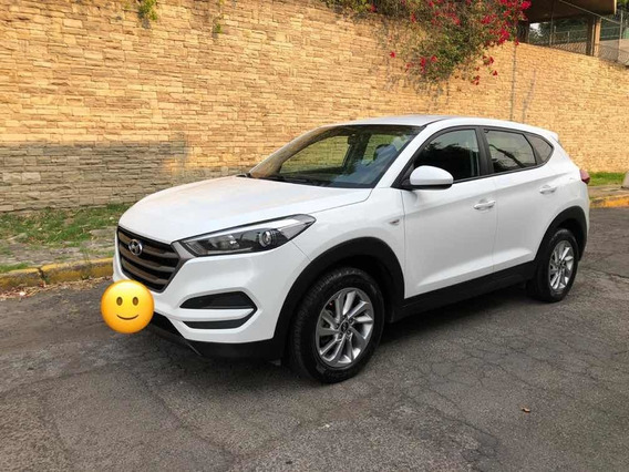 Hyundai Tucson 2.0 Gls At 2017