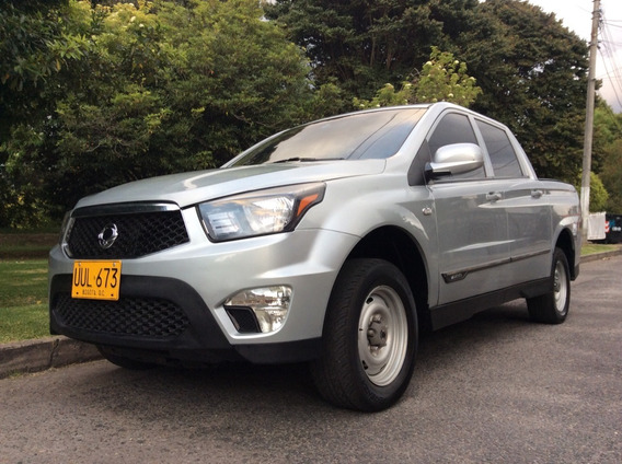 Ssangyong Action Sport 2300cc 4x2 Mt