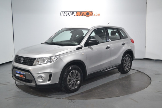 Suzuki Vitara 1.6 Gl 4x2 A/t 2016 -imolaautos-