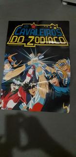 Linda Revista Poster Cavaleiros Do Zodiaco!