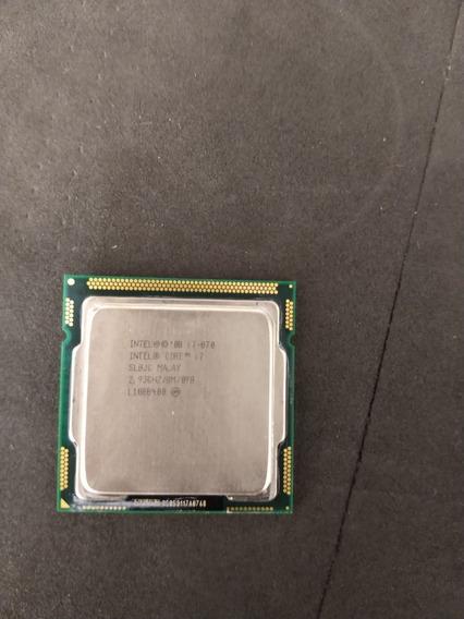 Processador Intel I7 870