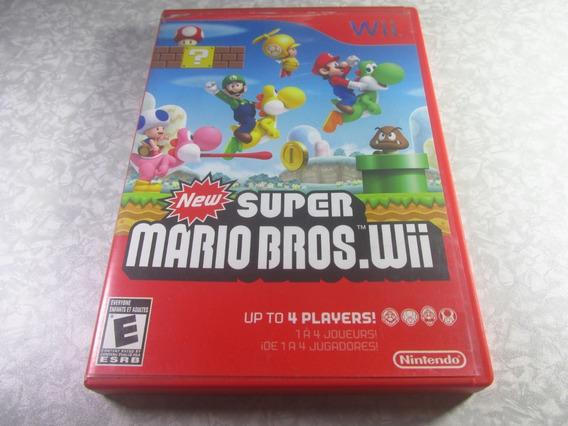 Wii - New Super Mario Bros - Original