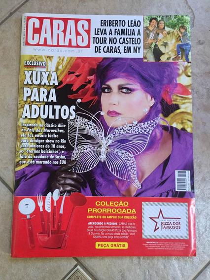 Revista Caras 1198 Xuxa Eriberto Leão Gisele Bundchen D467