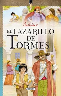 Libro. El Lazarillo De Tormes. Servilibro.clásicos Juveniles