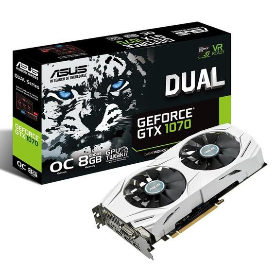 Nvidia Geforce Gtx 1070 8gb Gddr5
