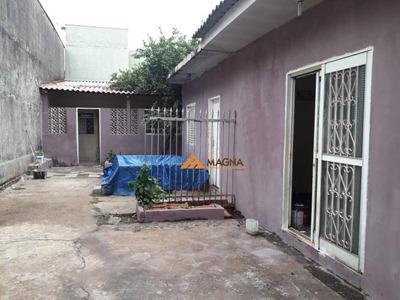 Casa Com 1 Dormitório À Venda, 100 M² Por R$ 120.000 - Jardim Orestes Lopes De Camargo - Ribeirão Preto/sp - Ca2090