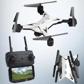 Drone (zangão) Com Câmera Hd 1080 P Dobrável
