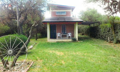 Cabaña 5 Personas Carpinteria San Luis. Comodidades! Ideal!