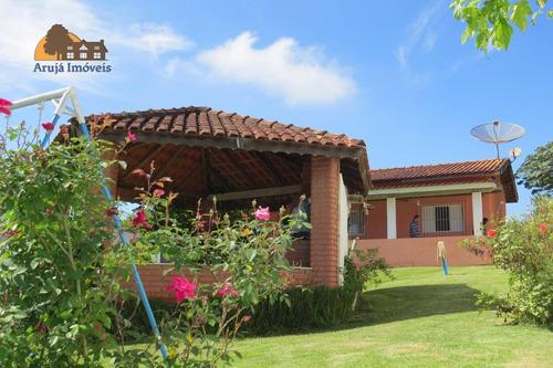 Chácara Com 3 Dormitórios À Venda, 1000 M² Por R$ 330.000,00 - Verava - Ibiúna/sp - Ch0007