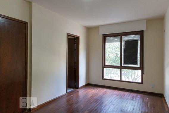 Apartamento Para Aluguel - Petrópolis, 3 Quartos, 123 - 893031998